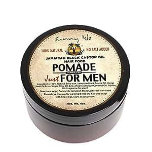 Amazon.com: Sunny Isle Jamaican Black Castor Oil Hair Food
