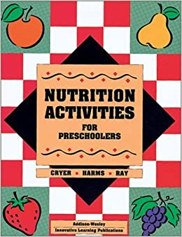 Book Nutrition Activities for Preschoolers by D. Cryer (1996-05-03)