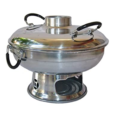 Thai Tom Yum Heated Serving Pot