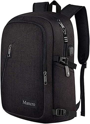 Team Deckard Blade Runner Backpack Daypack Rucksack Laptop Shoulder Bag with USB Charging Port