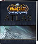 World of Warcraft Atlas: Wrath of the Lich King (in German)