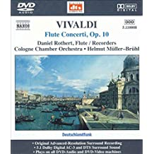 Flute Concertos Op. 10 (DVD Audio)