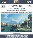 Flötenkonzerte Op.10 [DVD-AUDIO]