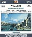 Vivaldi / Rothert / Muller-Bruhl / Cologne Co - Flute Concertos [DVD-Audio]