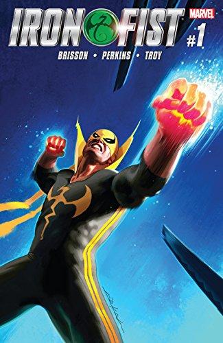 Iron Fist (2017-) #1