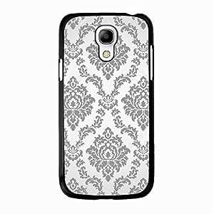 Special Retro Damask Wallpaper Phone Case Cover For Samsung Galaxy s4 mini Damask Unique Design