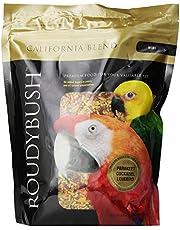 RoudyBush California Blend Bird Food, Mini 10 pound