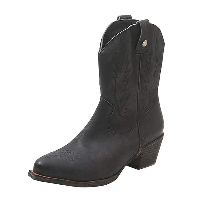 Stivali texani da Donna : Le scarpe da donna per la Autunno