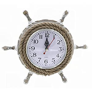 51qUo00z14L._SS300_ Nautical Themed Clocks