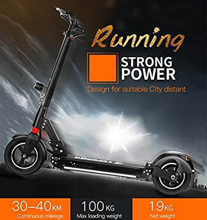 Amazon.com : Freego Electric Scooter Two-Wheeled Bluetooth ...