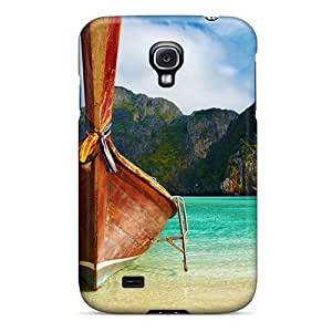 Hot Snap-on Boat Up Close Hard Cover Case/ Protective Case For Galaxy S4