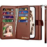 Best Spritech Cell Holders - Spritech for Galaxy Note 9 PU Leather Case Review