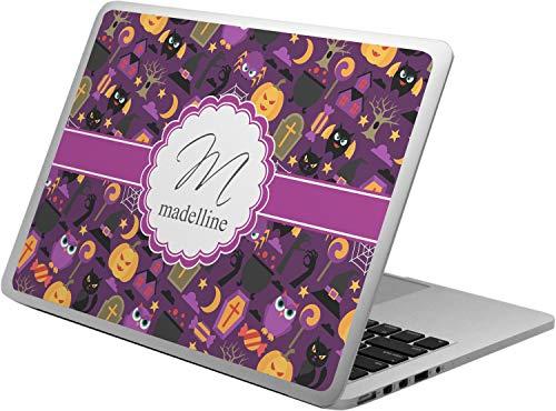 Halloween Laptop Skin - Custom Sized -
