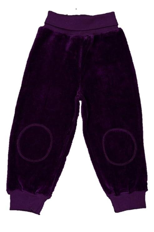 Baby Nicki Pantalon Violet Taille 86/92 Bio: Amazon.es: Bebé