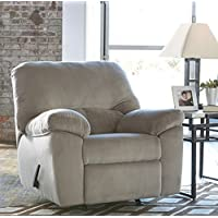 Dailey Contemporary Alloy Color Rocker Recliner
