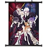 Diabolik Lovers Anime Fabric Wall Scroll Poster (16 x 22) Inches.[WP]- Diabolik Lovers-46
