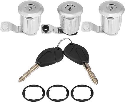 Cerradura de cilindro set