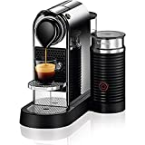 Nespresso C122-US-CH-NE Citiz & Milk Espresso Machine, Chrome
