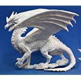 Reaper Miniatures 77109 Bones - Fire Dragon