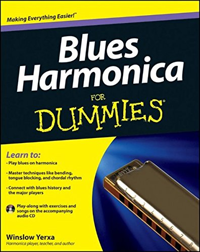 Blues Harmonica For Dummies (How To Play Harmonica)