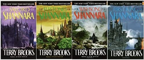 Image result for Shannara books