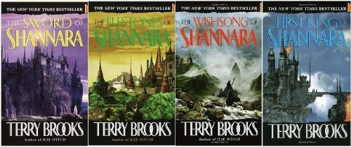Shannara Trilogy Box Set (Shannara, Volumes 1-3; Prequel)