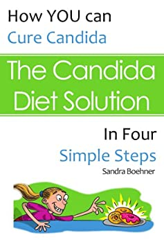 Candida Diet Solution Self Guided Healing ebook product image