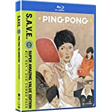 Ping Pong the Animation: The Complete Series-S.A.V.E. (Blu-ray/DVD Combo)