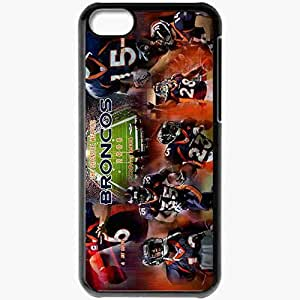 Personalized Case For Samsung Galsxy S3 I9300 Cover Cell phone Skin 1012 denver broncos 0 Black