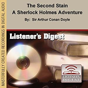 The Second Stain Audiobook