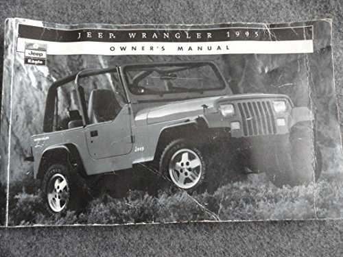 1995 Jeep Wrangler Owners (1995 Jeep Wrangler Manual)