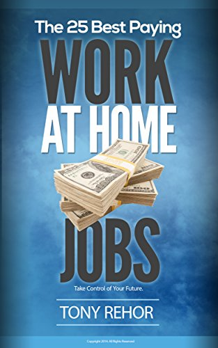 amazon com work at home jobs the 25 best paying home business