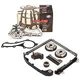 00-06 Nissan 1.8 DOHC 16V QG18DE Timing Chain Kit GMB Water Pump