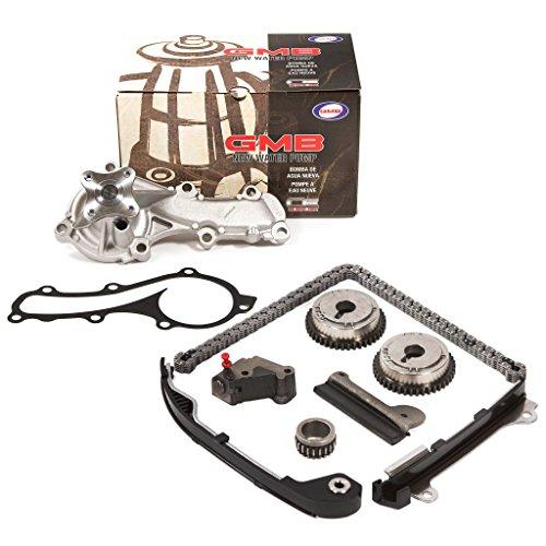 Fits 00-06 Nissan 1.8 DOHC 16V QG18DE Timing Chain Kit GMB Water Pump