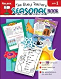 The Busy Teacher's Seasonal Book : Grade 1, The Mailbox Books Staff, 1612764460