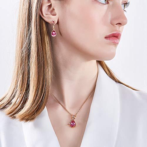CDE Jewelry Set Swarovski Necklace Jewelry