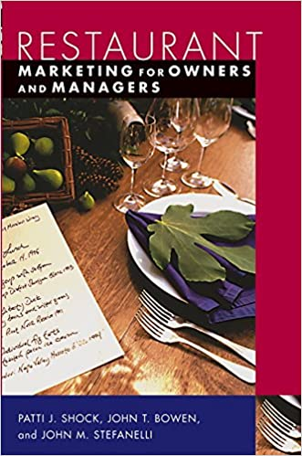 Amazon Com Restaurant Marketing For Owners And Managers