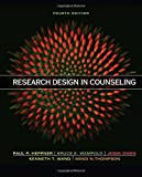 img - for Research Design in Counseling book / textbook / text book