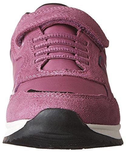 Geox J Maisie Girl a, Zapatillas Para Niñas Viola