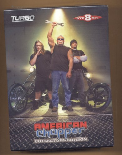 American Chopper * Collectors Edition * 8 DVD Set by