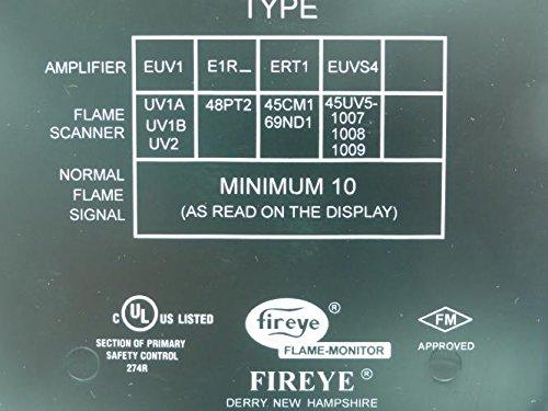Fireye EUV1 Standard Uv Amplifier by fireye (Image #2)