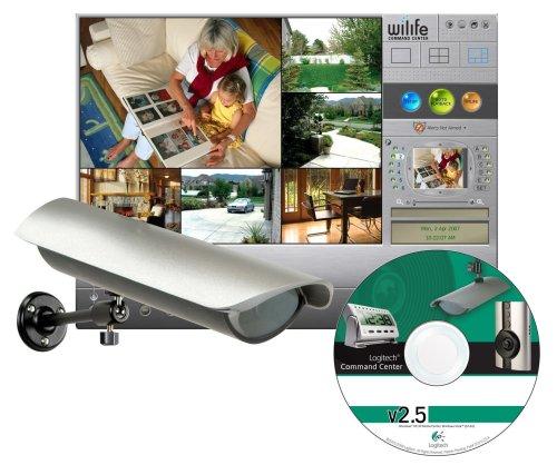 Logitech WiLife Digital Security Outdoor Master