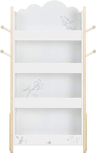 labebe Baby Bookshelf Wood