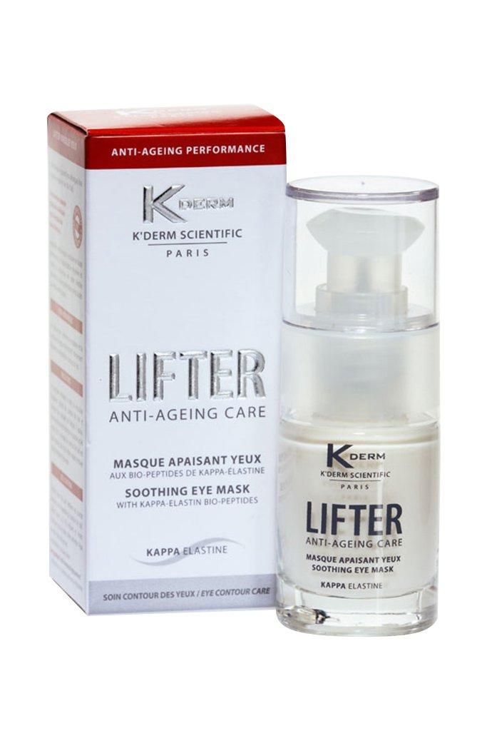 K'Derm - Lifter Anti-Age Masque Apaisant Yeux Laboratoire Vivaligne