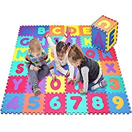 Star Ibaby Alfombra Puzzle para bebé