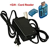 HIGH QUALITY 24V 2A Mobility Scooter Bike Lead Acid GEL LATEST SMART Battery Charger; works with Pride ELECHG1001 MOBILITY SCOOTER and compatible with HP1202B and more