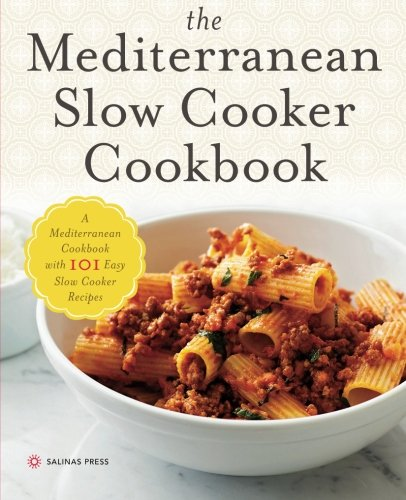 Mediterranean Slow Cooker Cookbook: A Mediterranean Cookbook with 101 Easy Slow Cooker Recipes (Cooks Country Crock Pot compare prices)
