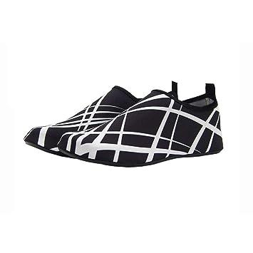 SUN HUIJIE Aqua Socks Beach Water Shoes Barefoot Yoga ...