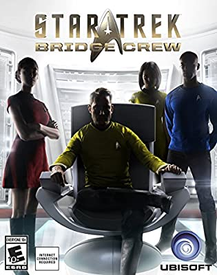 Star Trek: Bridge Crew (VR) Twister Parent