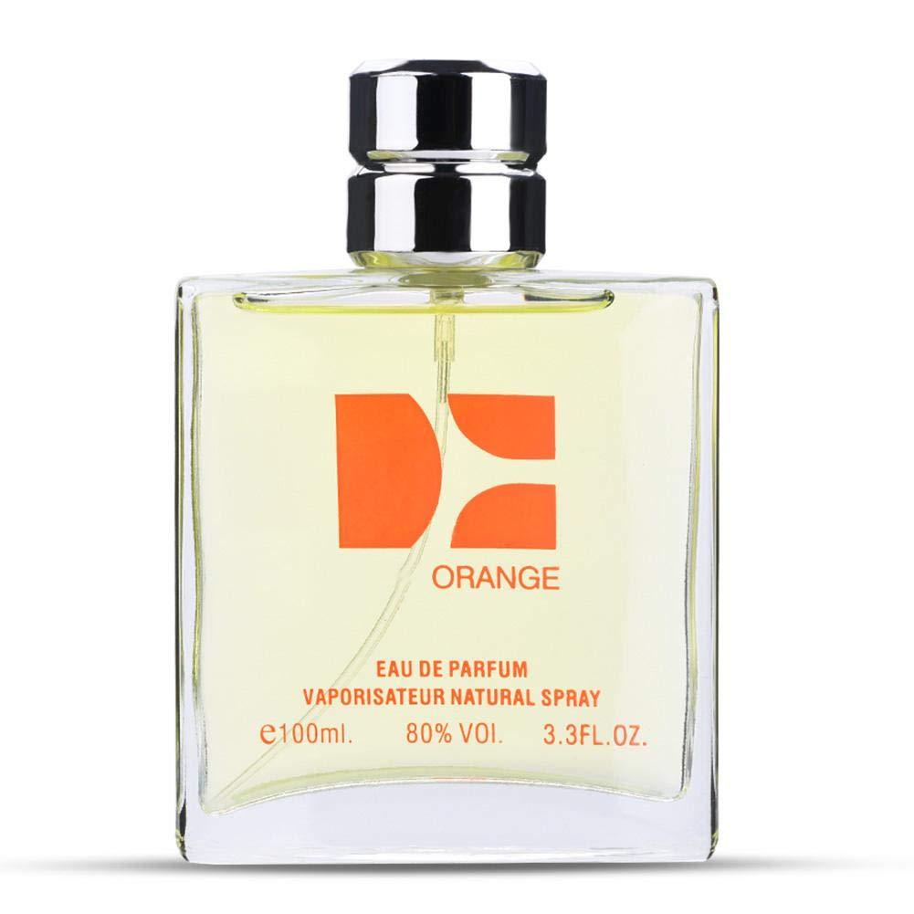 Herren Parfüm Spray Sandelholz Duftstoffe anhaltende Duft Wunderschöne edle Temperament, frische Köln Parfüm(Light Grey) Sonew